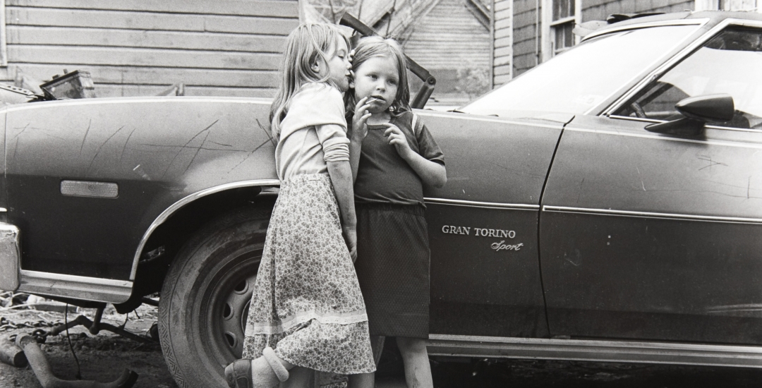 Two girls and Gran Torino, Cabbagetown