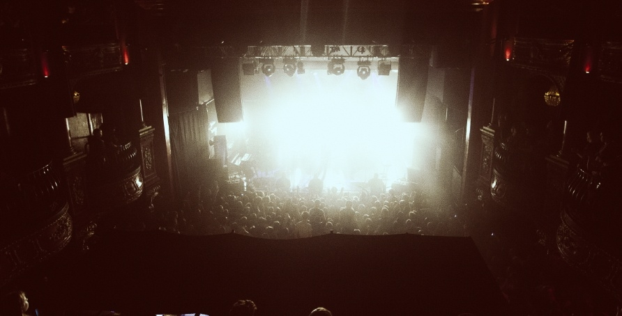 Twin Atlantic at Club Koko, London, England