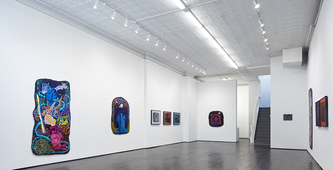 Janet Cooling: 1978-1982, curated by Ashton Cooper