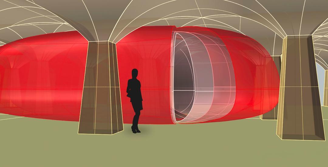 "HG Contemporary Presents ""BREATH- ing Heart"" by Johanna Keimeyer"