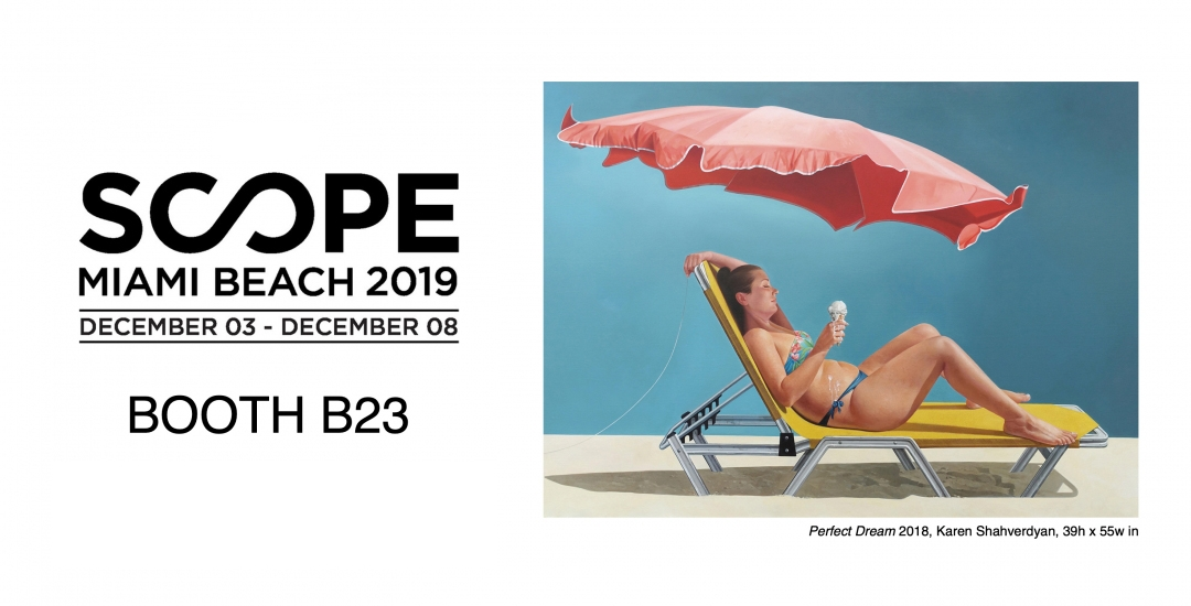 Hg Contemporary at Scope Art Fair 2019