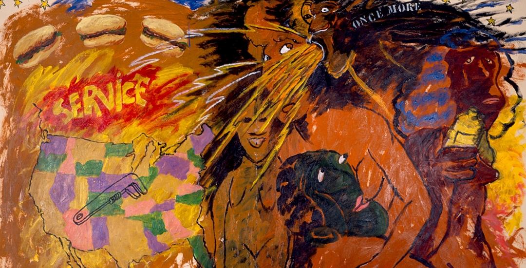 Robert Colescott | Selected Works