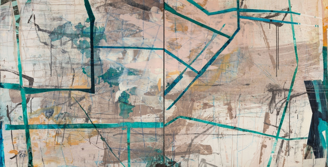 Audrey Tulimiero Welch   Damascus: Mapping Place, Home, & Exile   October 7–30, 2021