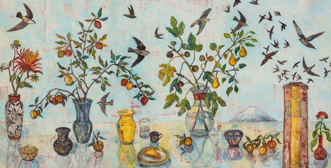 KIM OSGOOD | Seeing Stillness