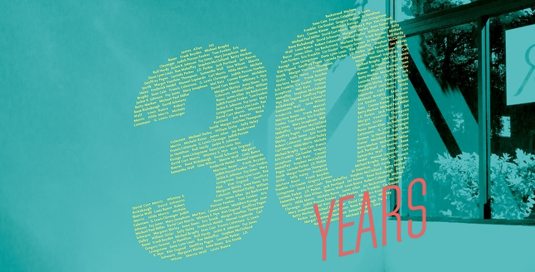 30 YEARS | New Work by Gallery Artists