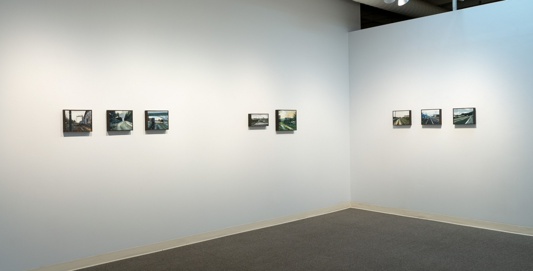 Roll Hardy | Marginal | Installation view
