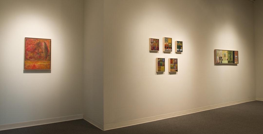 Jack Portland | New Paintings