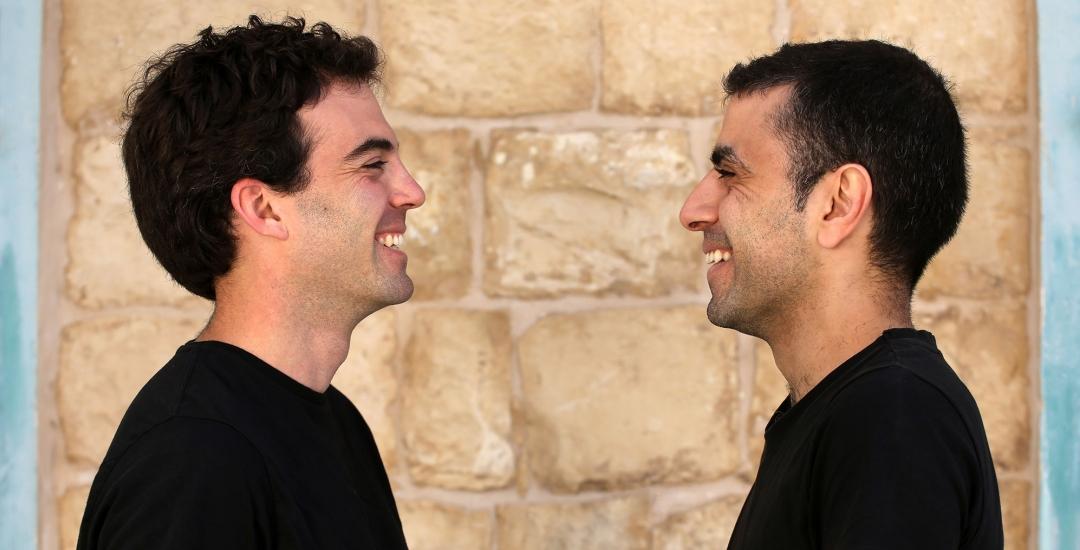 Adam Ziv + Alaa Sawitat