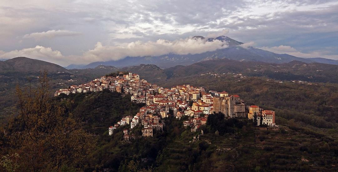 A Village in Basilicata