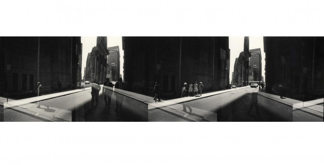 Ray K Metzker: Stripteases + Penn Center Pieces