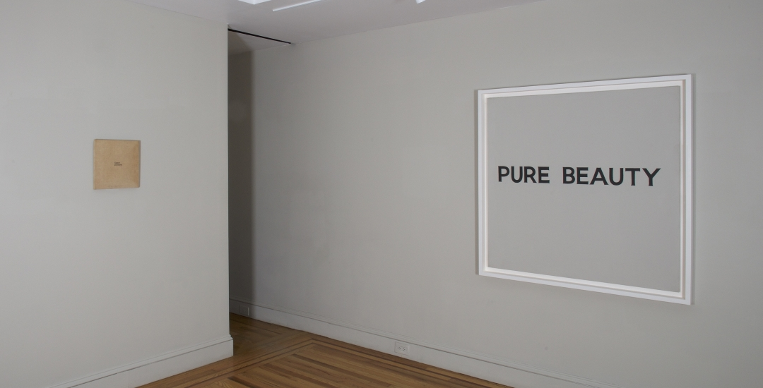 John Baldessari: Paintings 1966-68