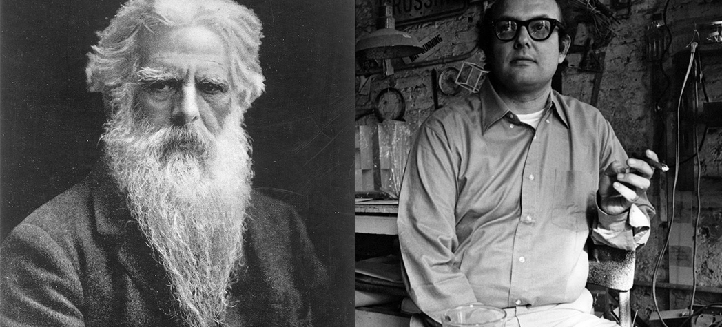 Eadweard Muybridge and Sol LeWitt