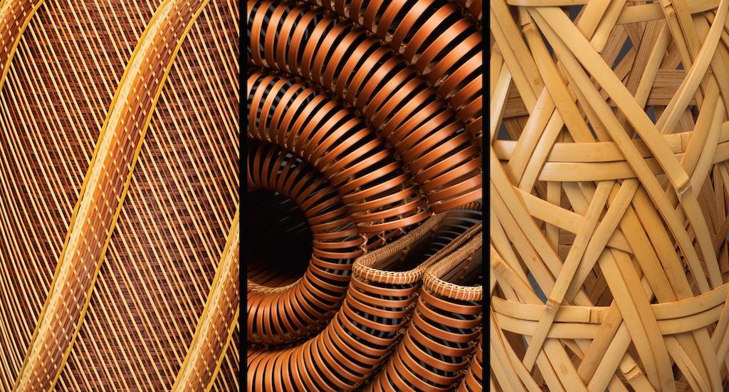 Current Exhibition: Tai Modern at Joan B Mirviss LTD: Masterpieces of Japanese Bamboo Art.
