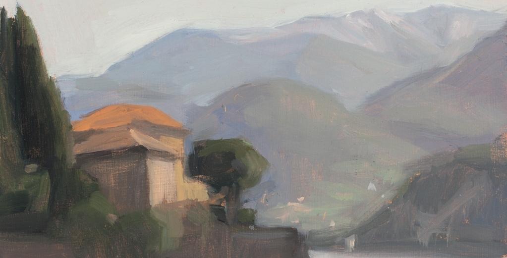 Diana Horowitz: Italian Landscapes