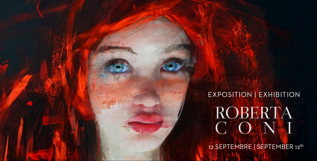 ROBERTA CONI | The Red Tent