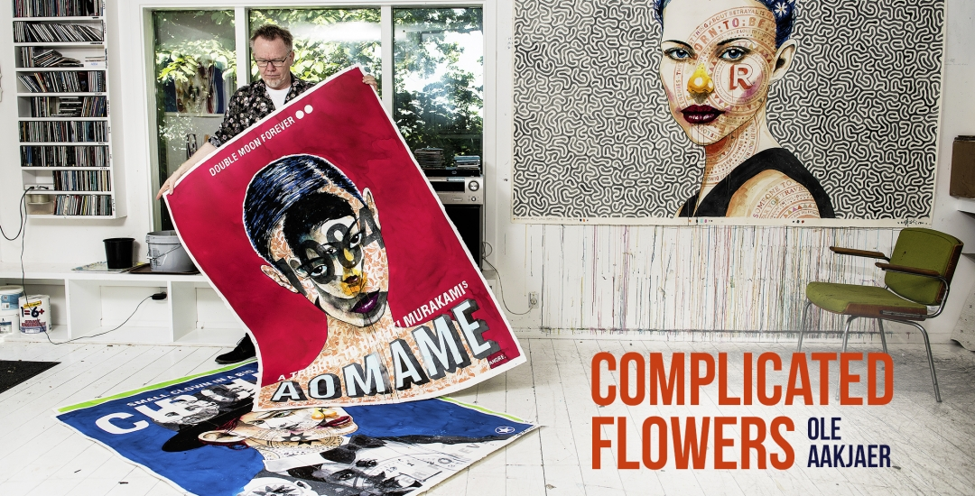 Ole Aakjaer | Complicated Flowers