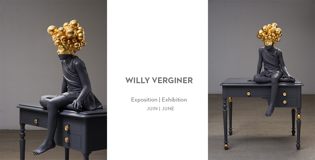 Willy Verginer | Exposition