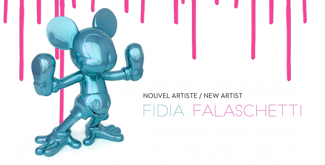 Nouvel artiste / NEW ARTIST