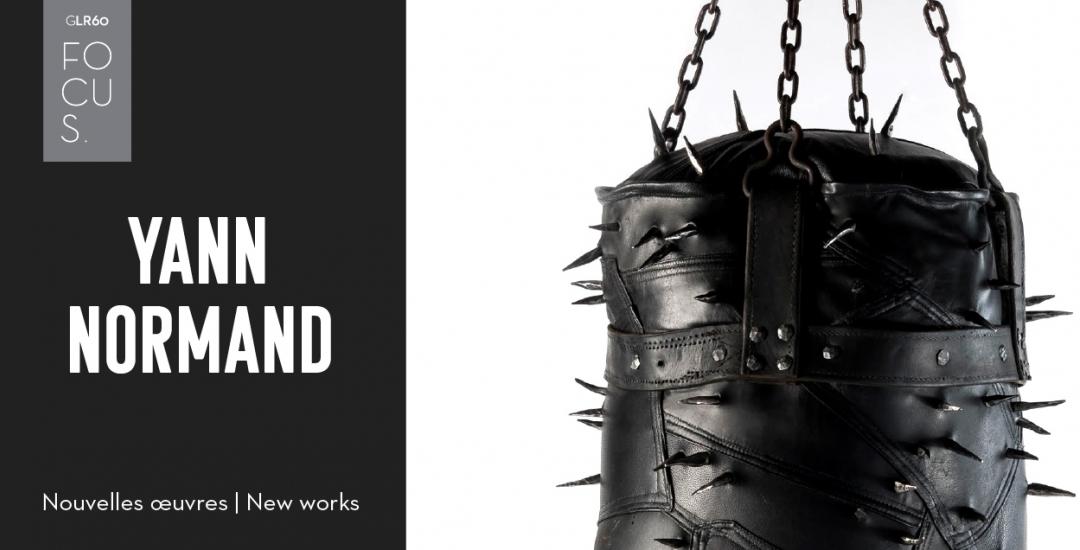 Yann Normand | Nouvelles oeuvres