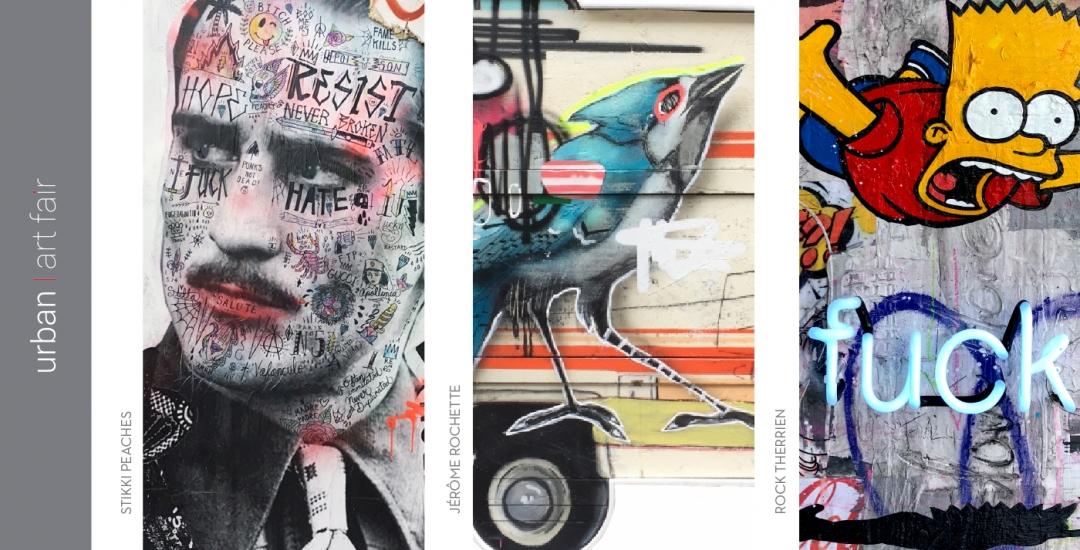 Urban Art Fair | Paris