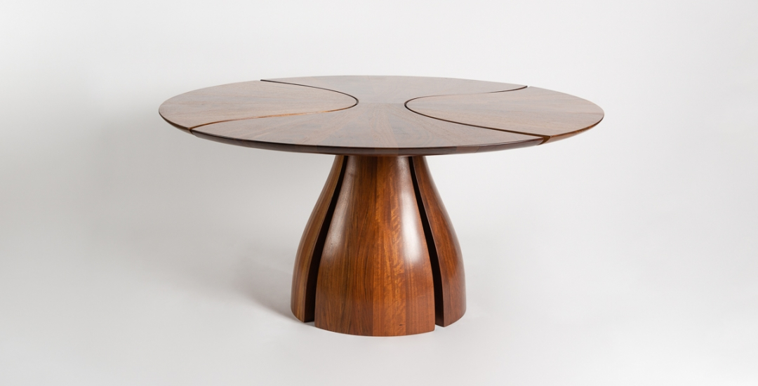 Michael Coffey, Lily Pad Table, United States, 1980