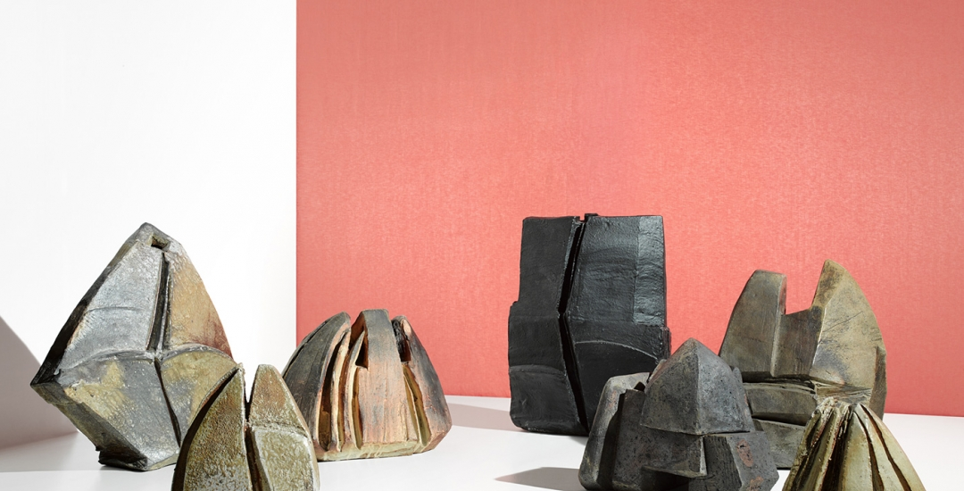 Out Of The Fire: Recent Works by Eric Astoul, Guy Bareff, Nadia Pasquer