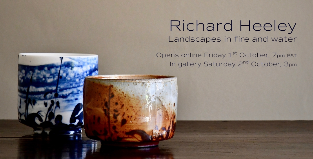 Richard Heeley - Headline exhibition of new works