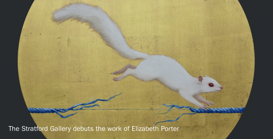 New works by Elizabeth Porter now available online and in the gallery