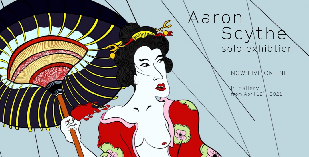 The first European solo exhibition from New Zealand ceramic artist Aaron Scythe