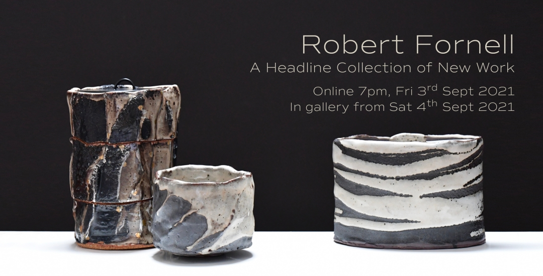 A headline collection of new work     Online & In Gallery Now