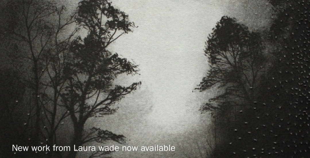 New work from Laura wade now available online and in the gallery