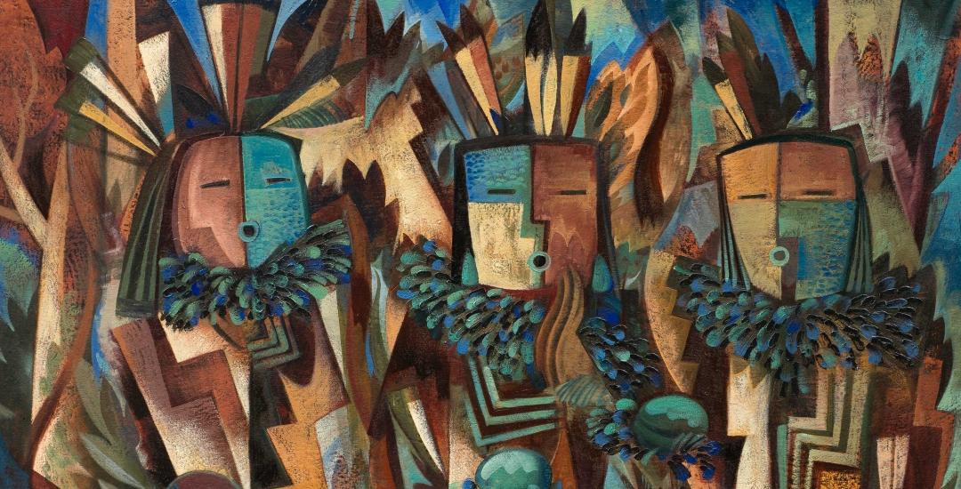 Tony Abeyta | These Mythic Lands