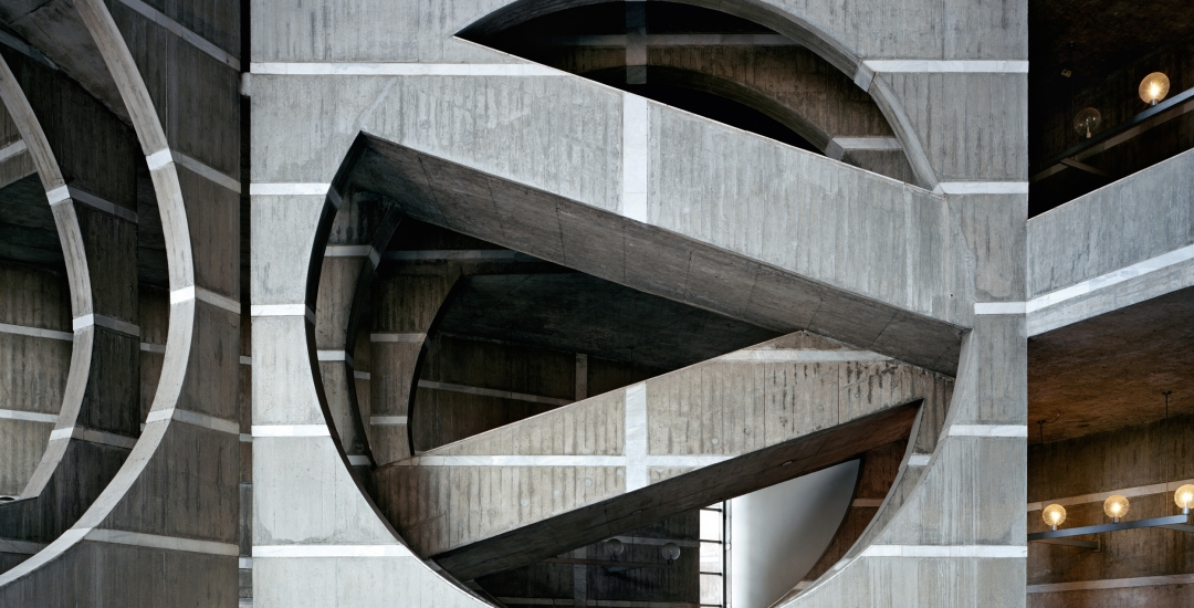 """""""Louis Kahn: The Power of Architecture"""" at The Fabric Workshop and Museum, Philadelphia"""