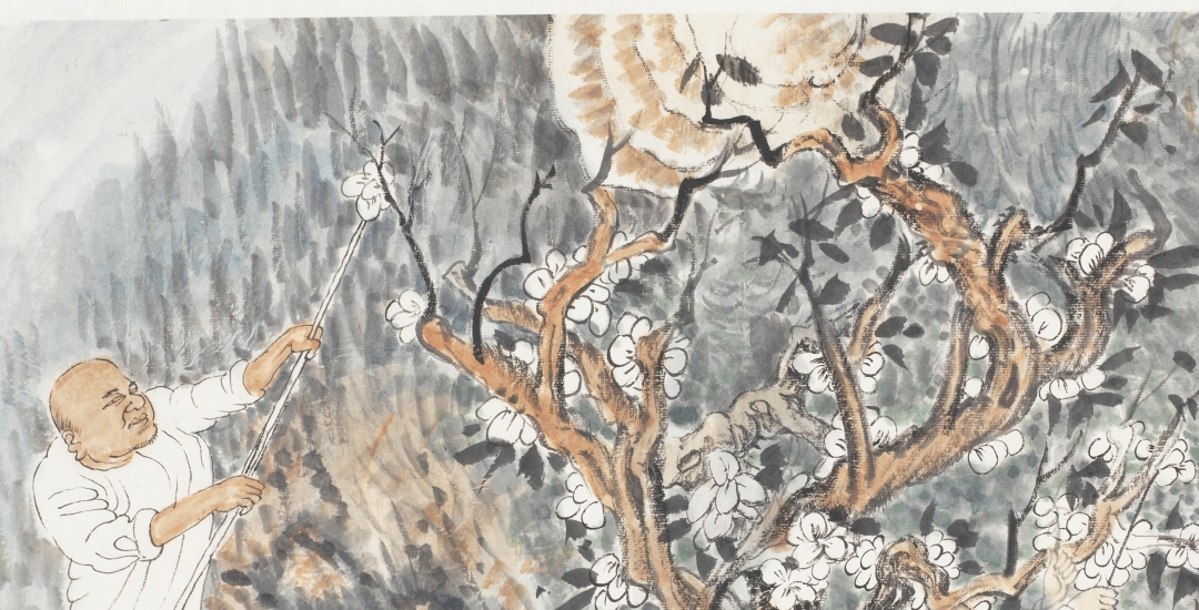Yun-Fei Ji's The Village and its Ghosts
