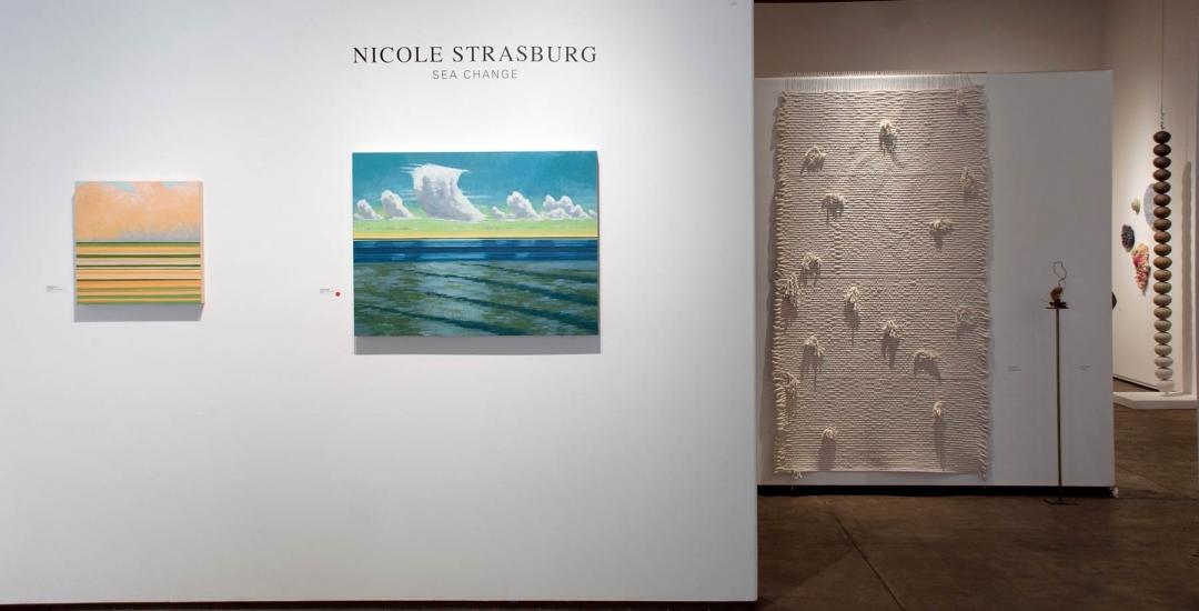 NICOLE STRASBURG: Sea Change
