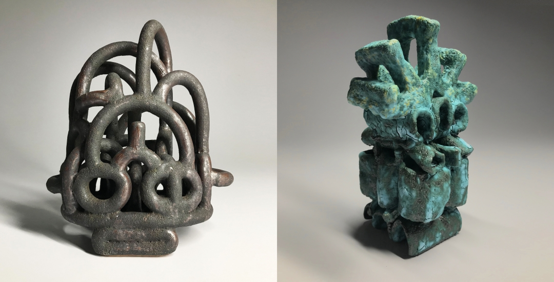 From PERMUTATIONS: works by  Renata Cassiano-Alvarez and Craig Hartenberger