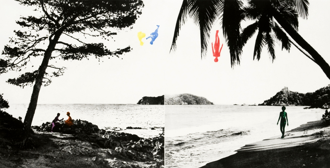 "John Baldessari ""Paradise"""