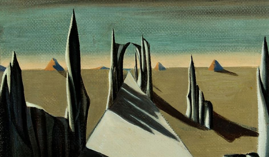 Women's History Month Kay Sage