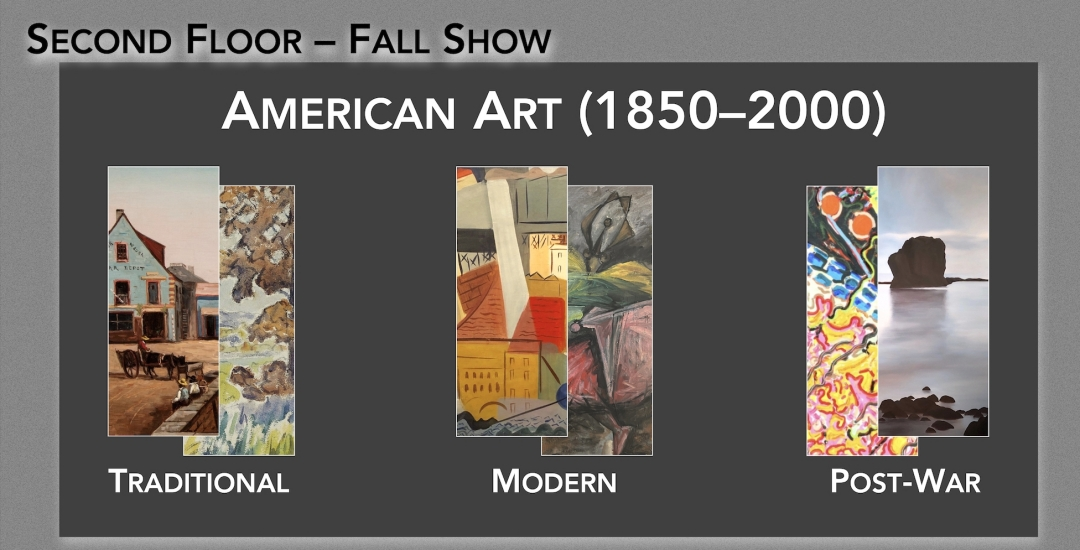 Fall Exhibition - Second Floor Gallery