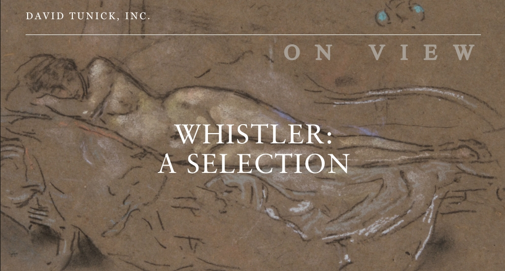 Whistler: A Selection
