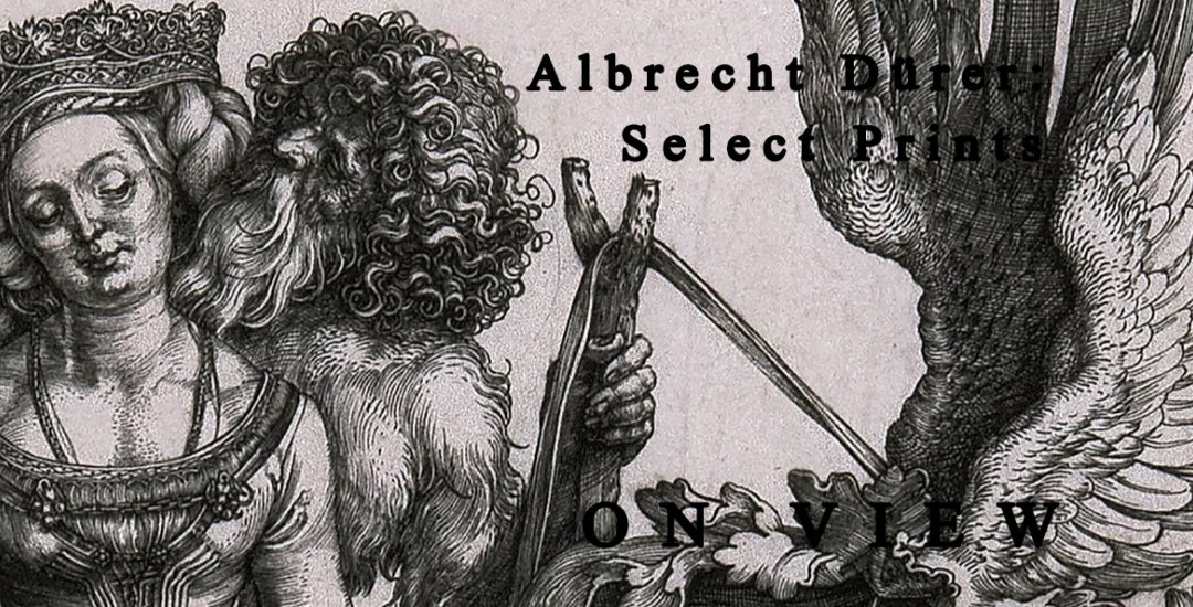 Albrecht Dürer: Select Prints