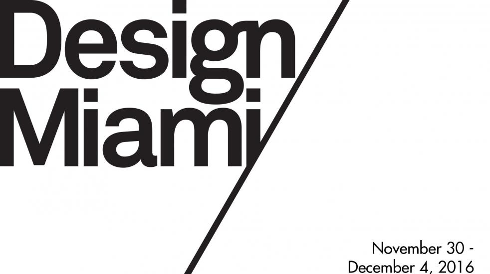 Design / Miami 2016