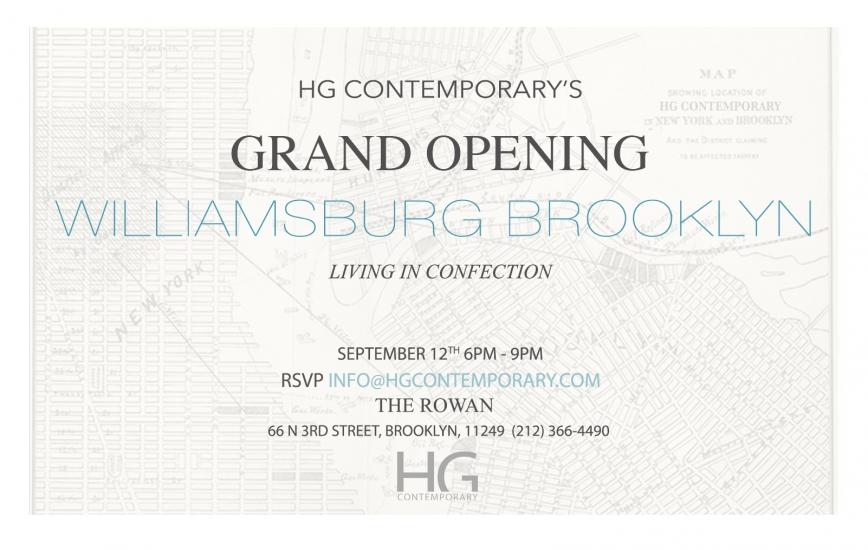 Williamsburg Grand Opening