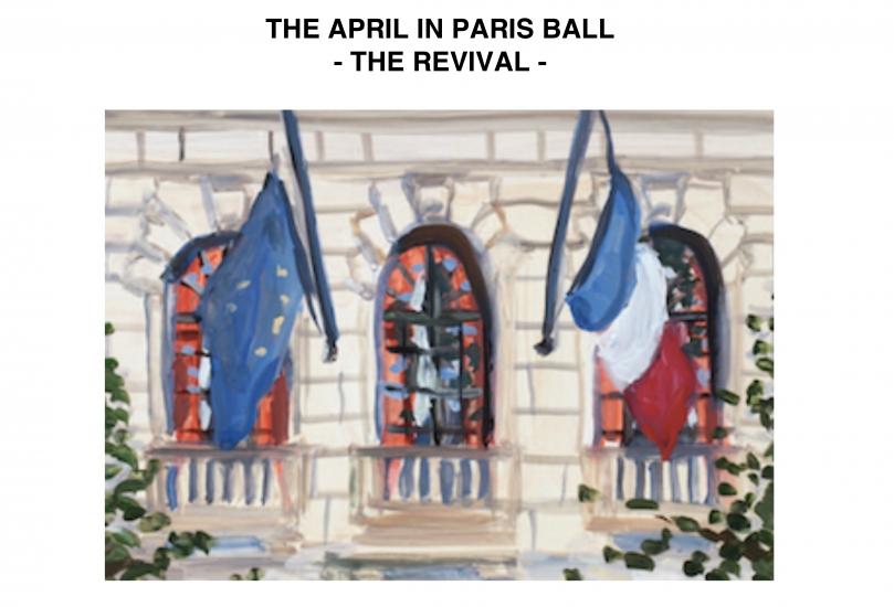The April in Paris Ball