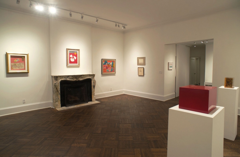 Three Decades of Modern and Contemporary Masters: Works from the 50's, 60's and 70's