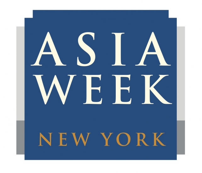 2019 Asia Week New York: September 6 -14, 2019