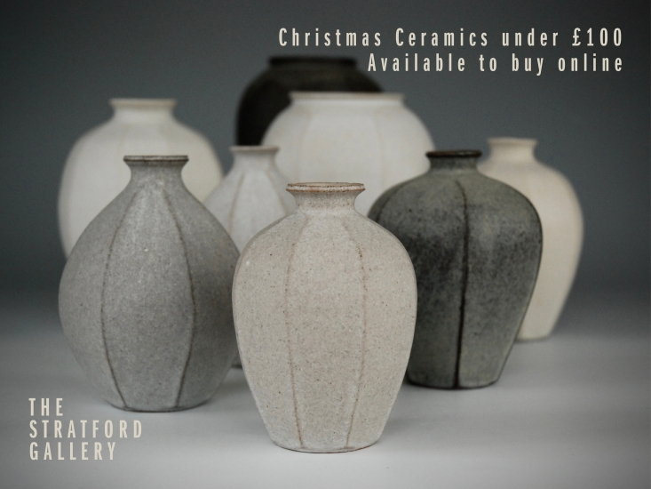 Christmas Ceramic Collection - Exquisite new works all for under £100