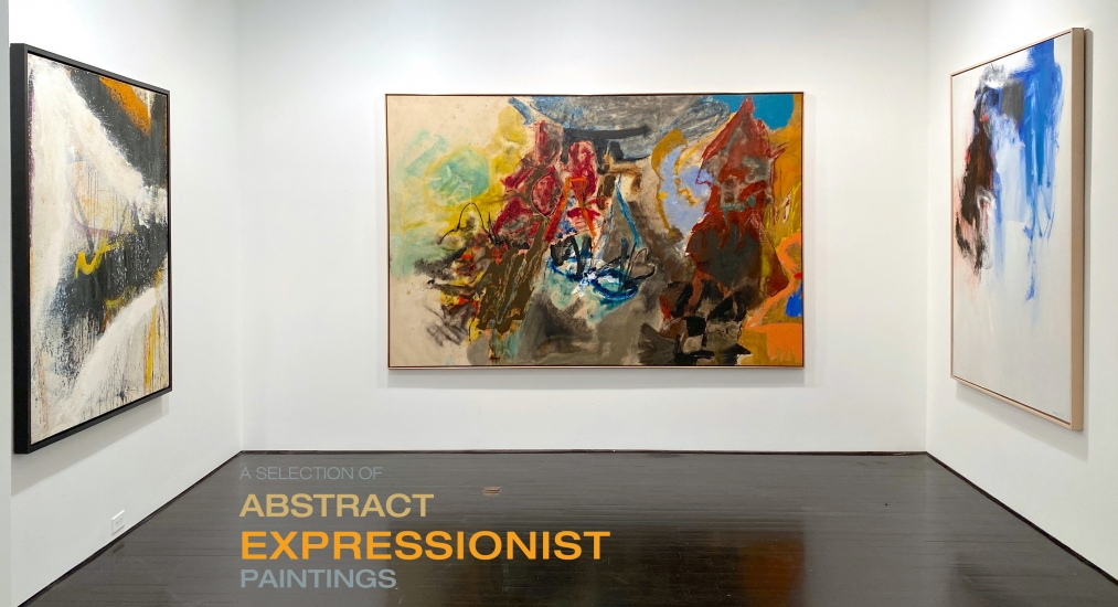 , Loretta Howard Gallery is pleased to present, A Selection of Abstract Expressionist Paintings, an online exhibition. Click here to view exhibition. For inquries, and/or questions regarding the exhibition please email anthony@lorettahoward.com.