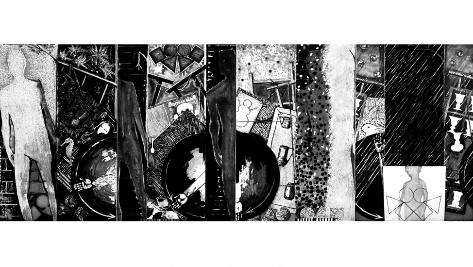 Jasper Johns, The Seasons