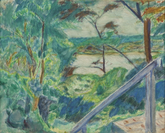 Pierre Bonnard at Jill Newhouse Gallery